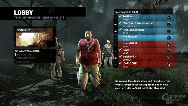 Tomb Raider im Test (Mehrspieler)