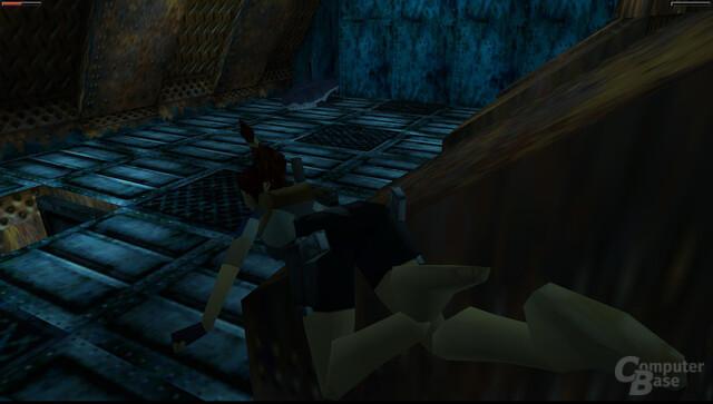 Tomb Raider 2 (1997) – Ab in die Tiefe