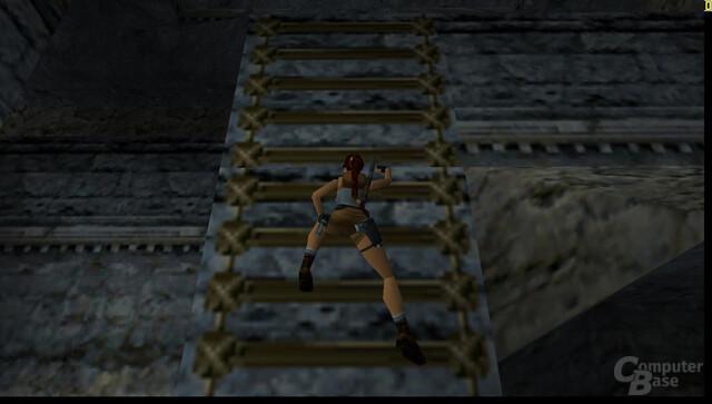 Tomb Raider 2 (1997) – Kletter-Kamera