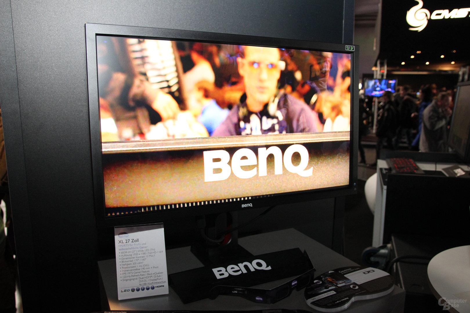 BenQ XL2720T