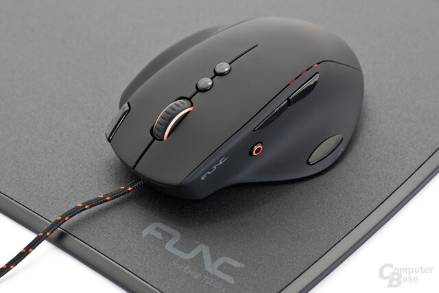 Func MS-3 Gaming-Mouse und Surface 1030-L