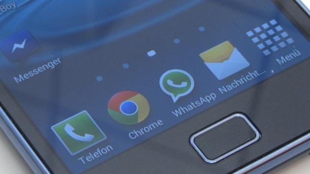 Samsung Galaxy S II Plus im Test: Sehr viel gleich und wenig mehr