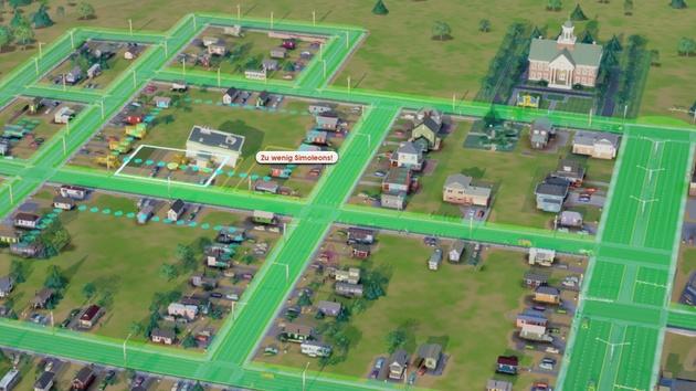 SimCity im Test: Die Neuauflage der Kleinstadt-Simulation
