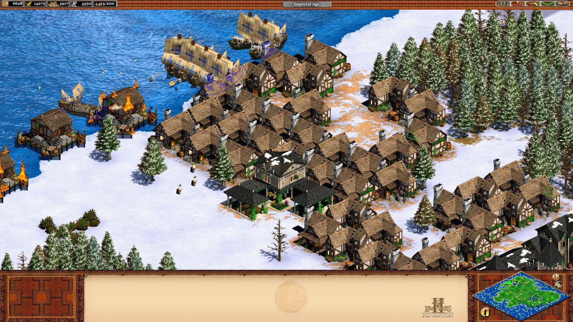 Age of Empire 2 HD Edition