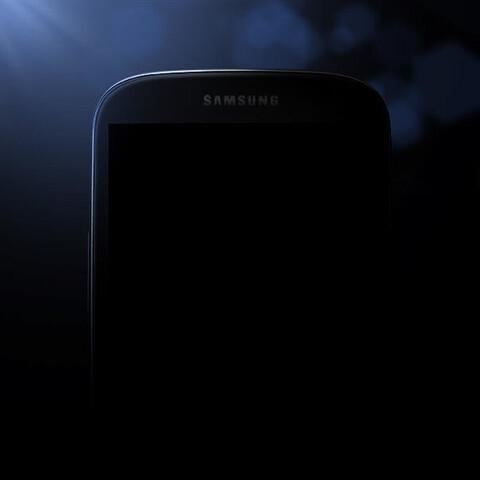 Samsung Galaxy S4 Teaser