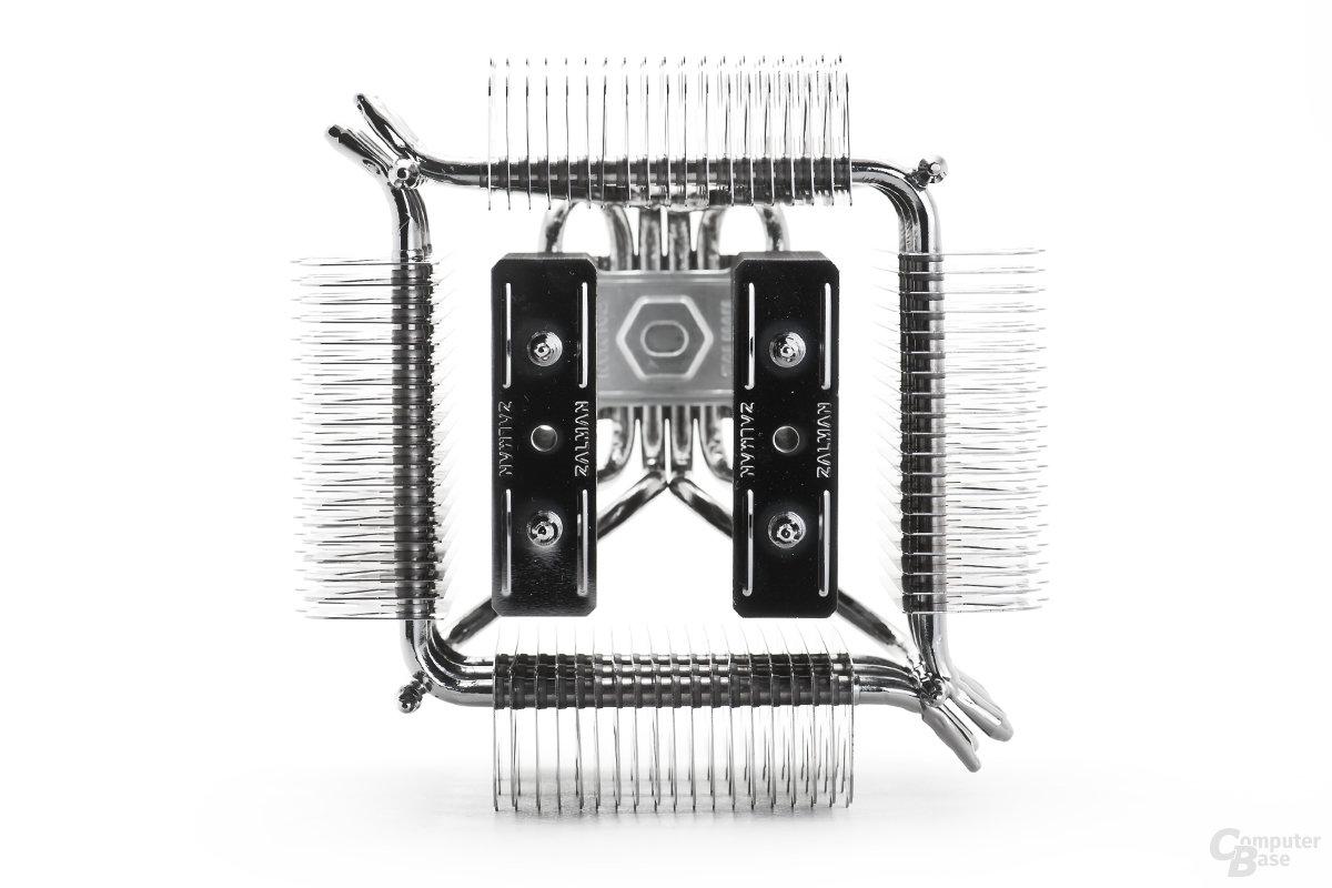 Interessante Heatpipeführung beim Zalman FX100