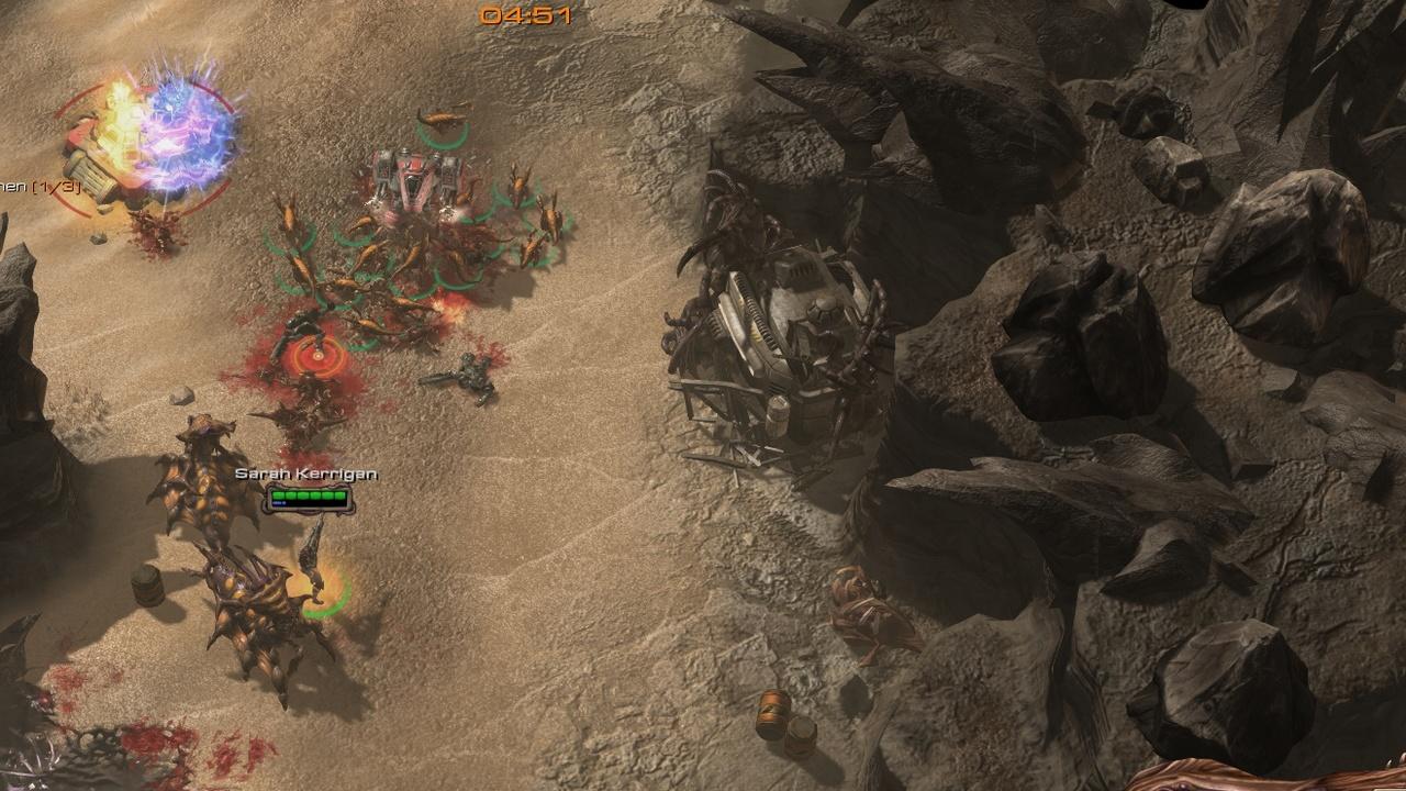 StarCraft 2: Heart of the Swarm im Test: Die Zerg sind los!