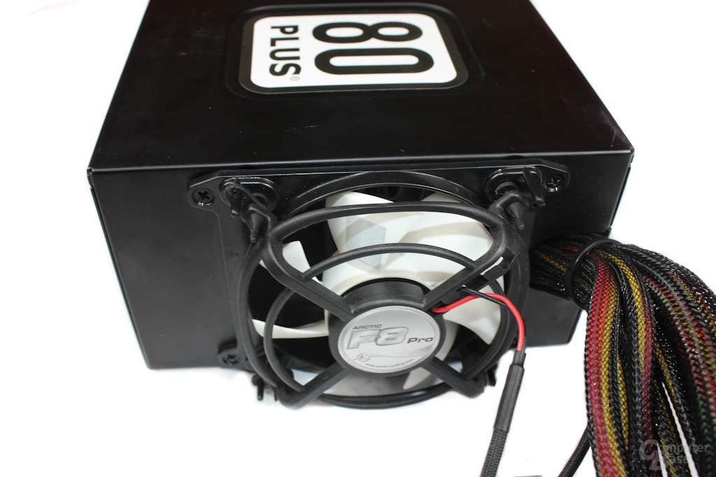 Arctic Fusion 550RF - Lüfter