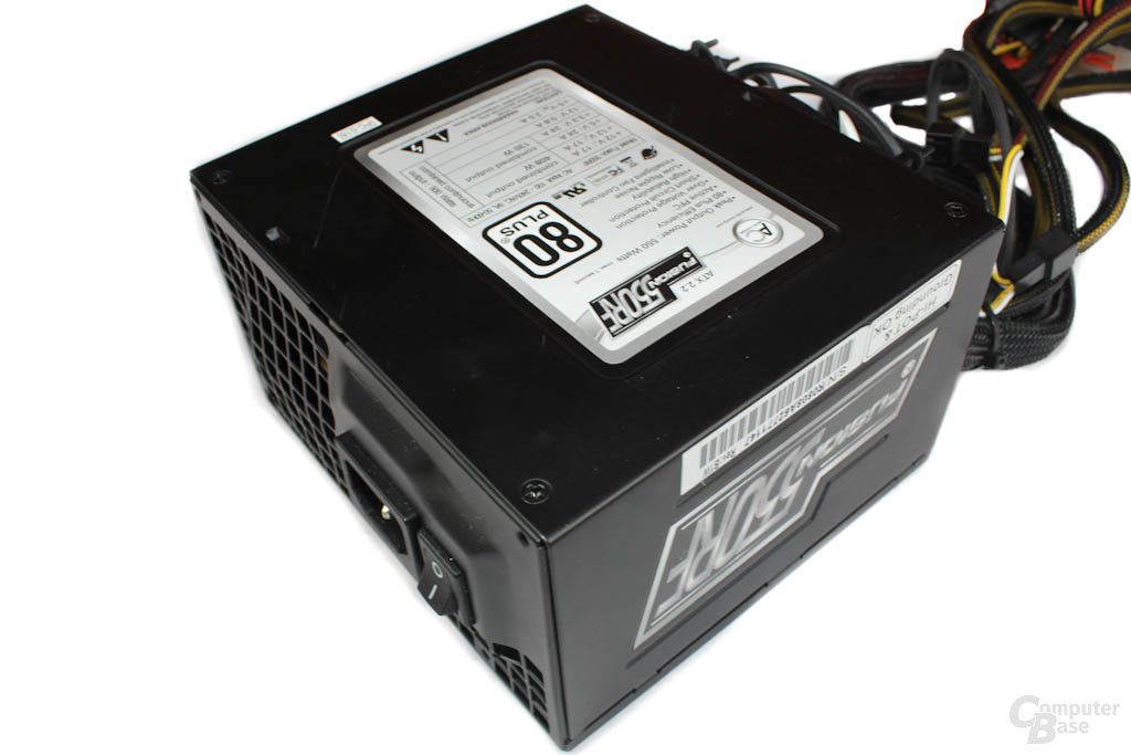 Arctic Fusion 550RF