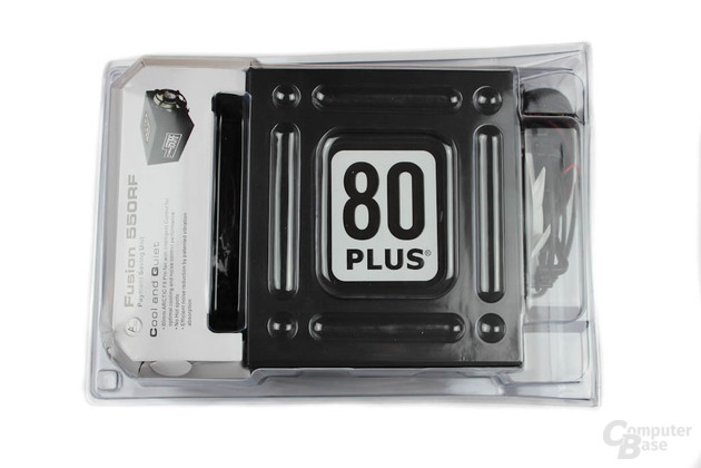 Verpackung Arctic Fusion 550RF