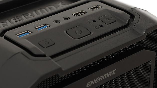Enermax Ostrog GT im Test: Der Teufel steckt im Detail