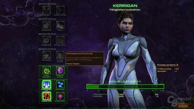 StarCraft 2: Heart of the Swarm im Test