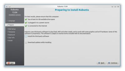Kubuntu-Installer
