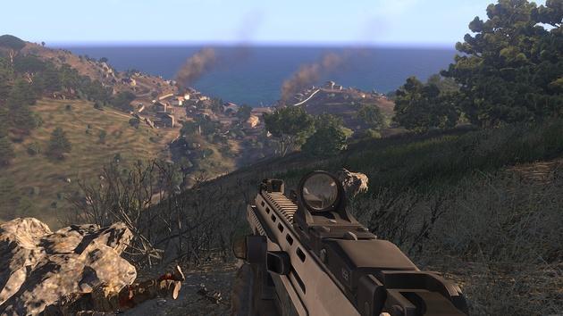 ArmA III im Test: Die Alpha ist auf einem guten Weg