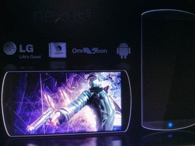 """Angeblicher """"Nexus-5""""-Prototyp von LG"""