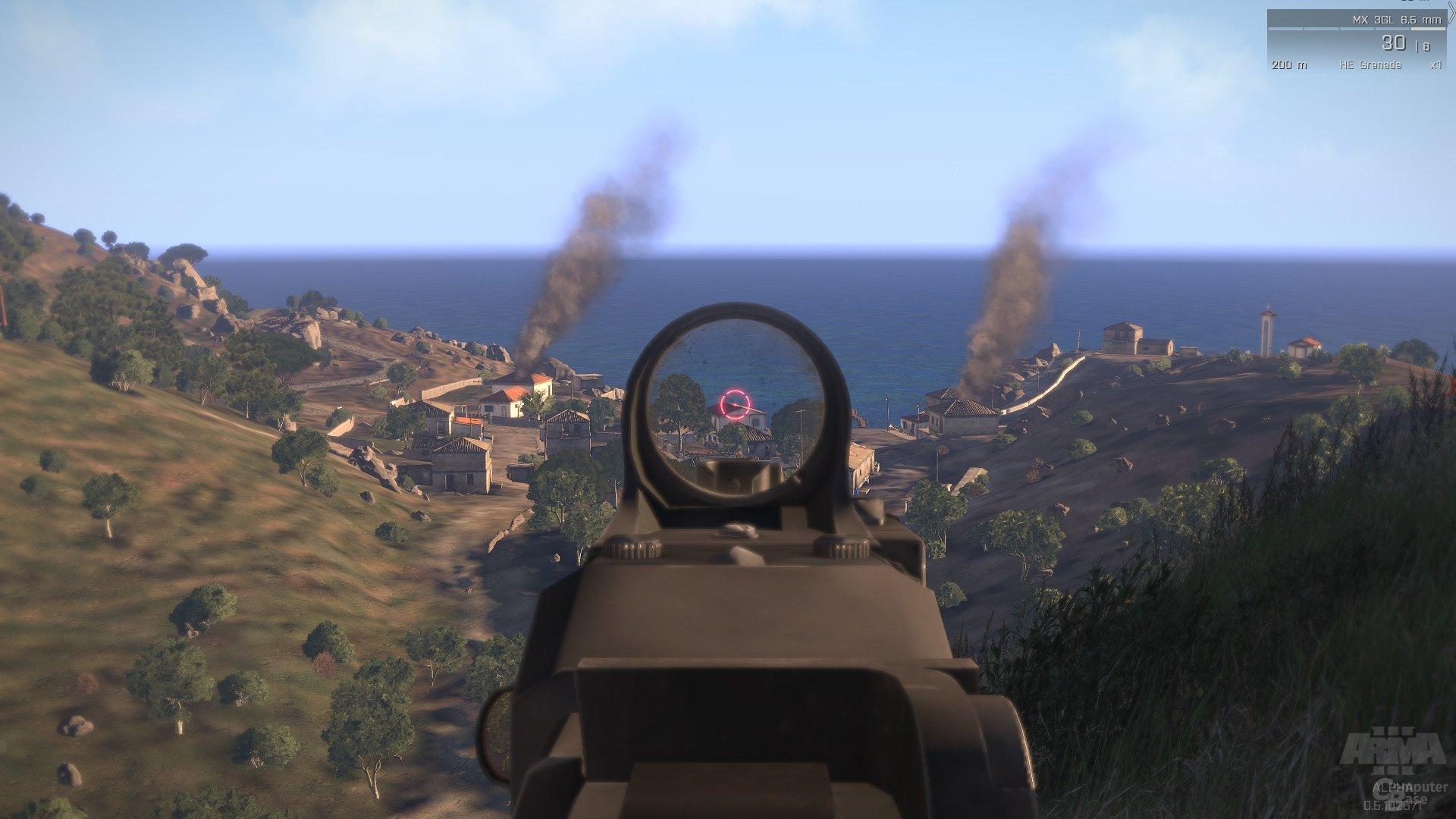 ArmA III Alpha im Test