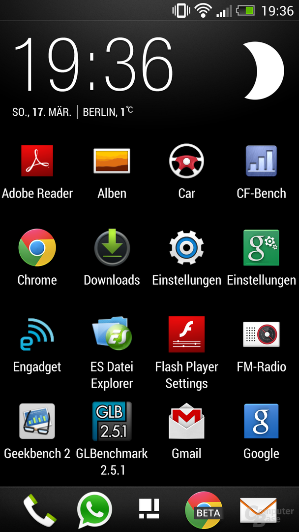 HTC One Launcher