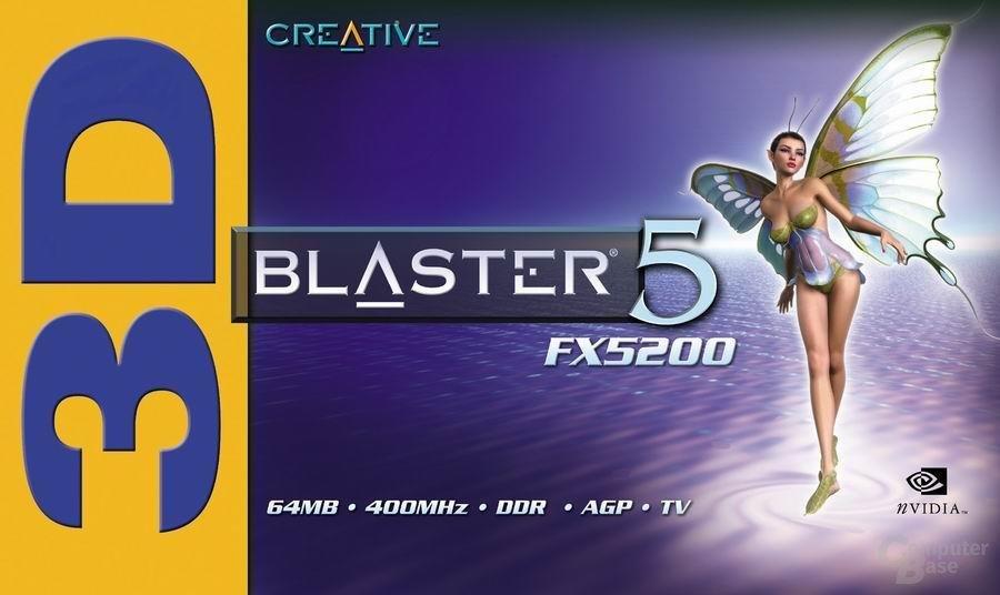 3D Blaster 5 FX 5200