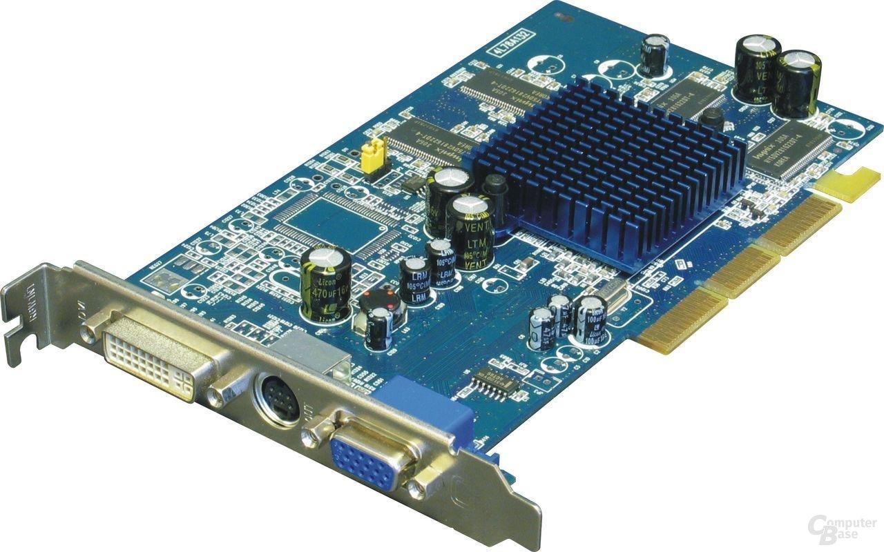 HISo Radeon 9200 ViVo