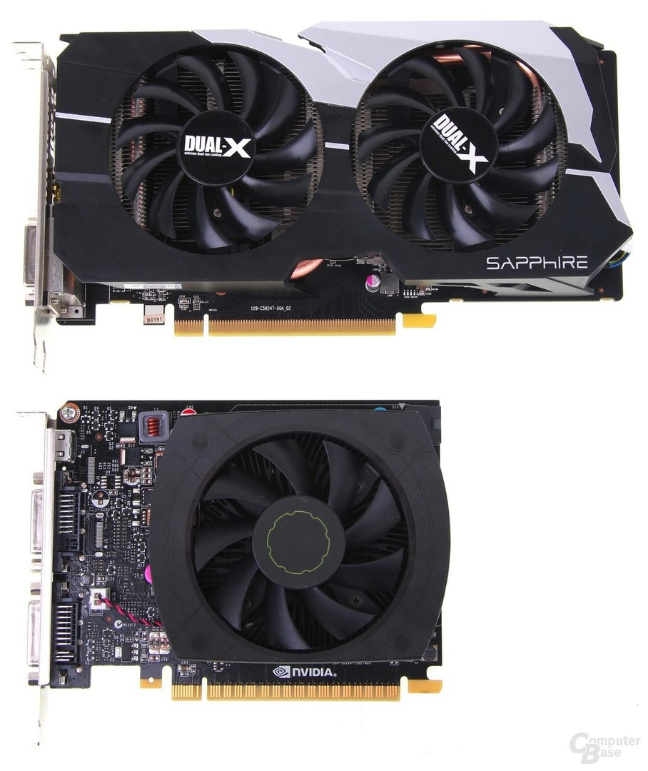 AMD Radeon HD 7790 vs. Nvidia GeForce GTX 650 Ti