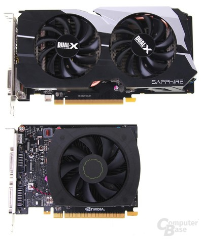 AMD Radeon HD 7790 vs. Nvidia GeForce GTX 650 Ti
