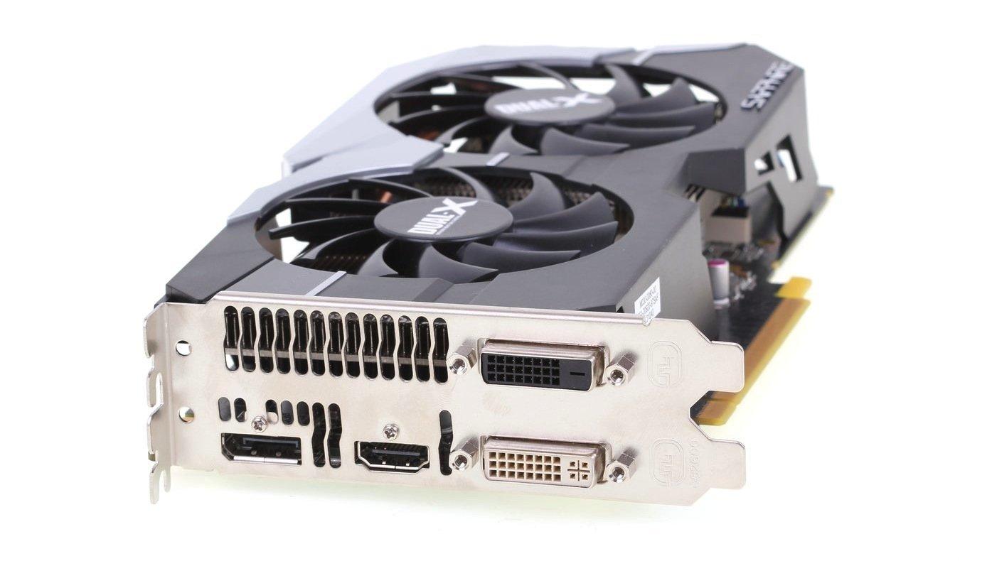 Radeon HD 7790 Dual-X OC Slotblech