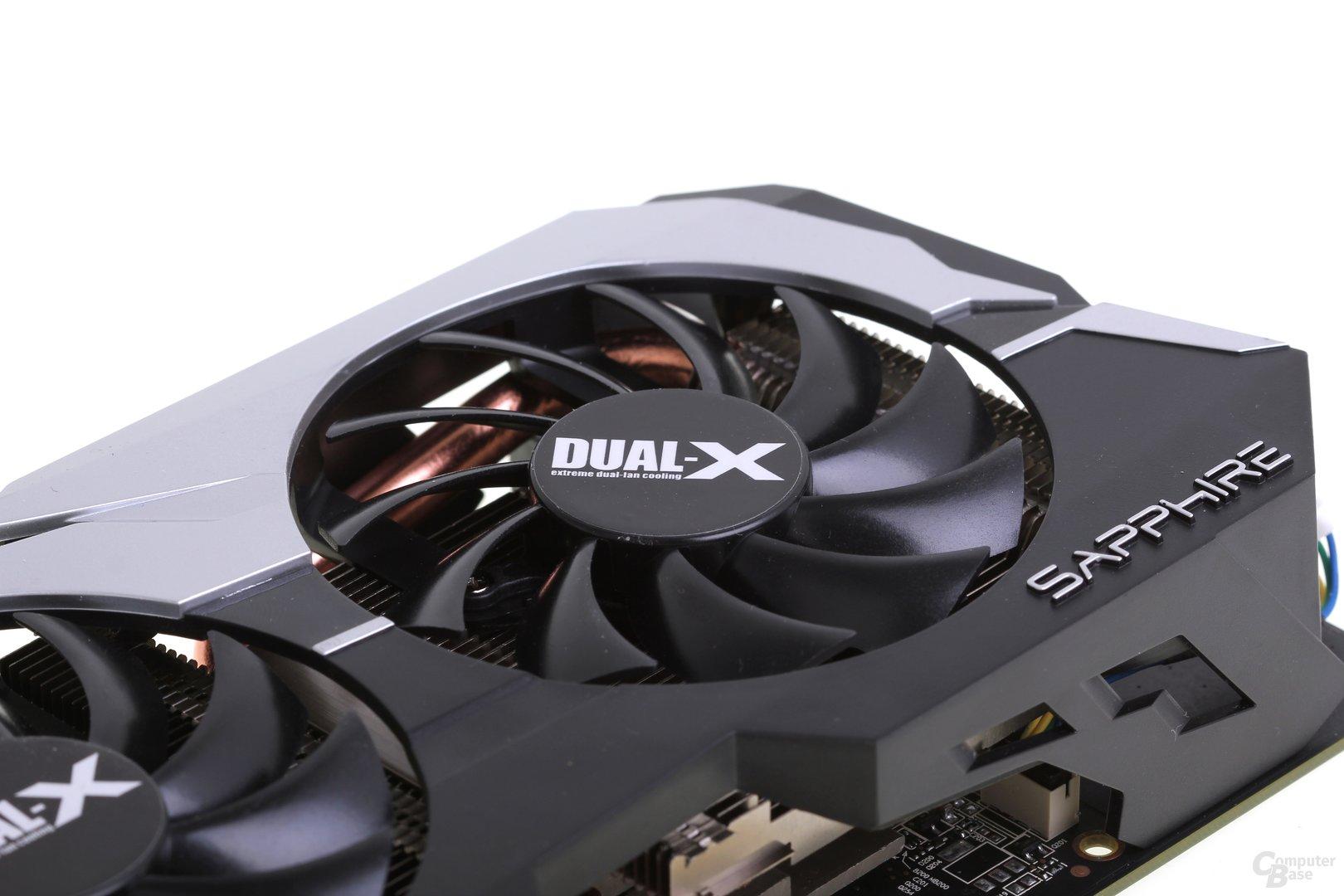 Radeon HD 7790 Dual-X OC Lüfter