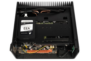 Streacom FC8 Evo – Testsystem