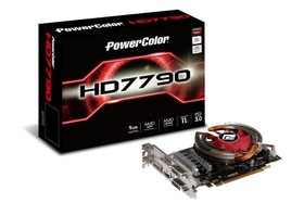 PowerColor HD7790 OC