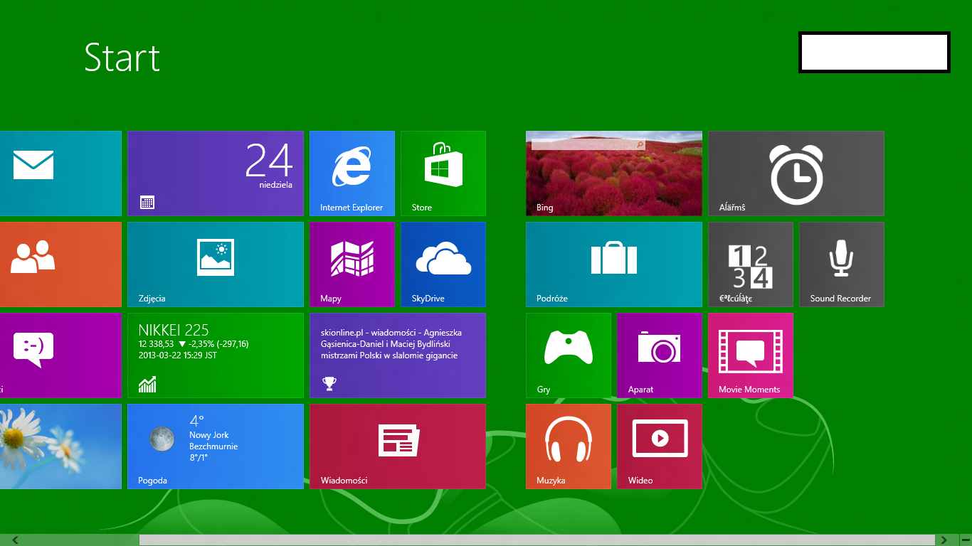Windows Blue (Build 9364)