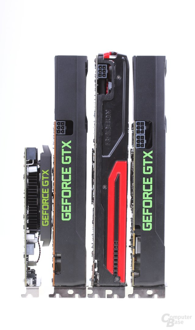 GeForce GTX 650 Ti vs. 650 Ti Boost vs. Radeon HD 7850 vs. GeForce GTX 670 Ti