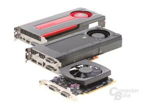 GeForce GTX 650 Ti vs. 650 Ti Boost vs. Radeon HD 7850