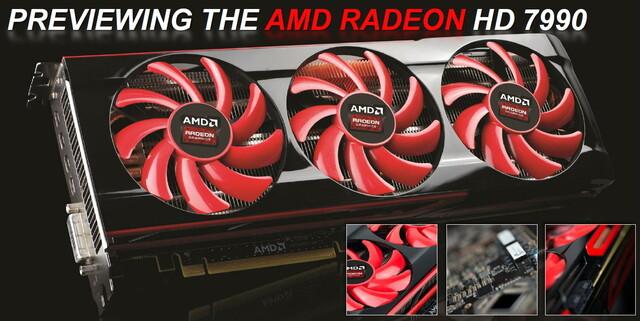 "AMD Radeon HD 7990 ""Malta"""