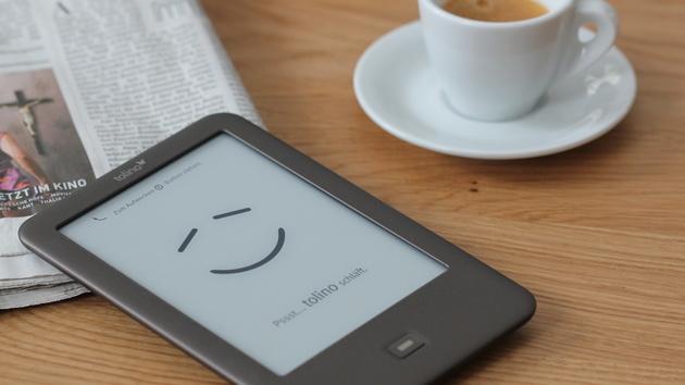 Tolino Shine E-Book-Reader im Test: Buchhändlers neuer Liebling
