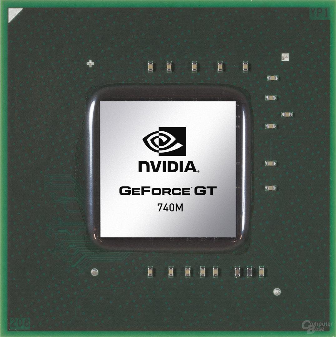 GeForce GT 740M