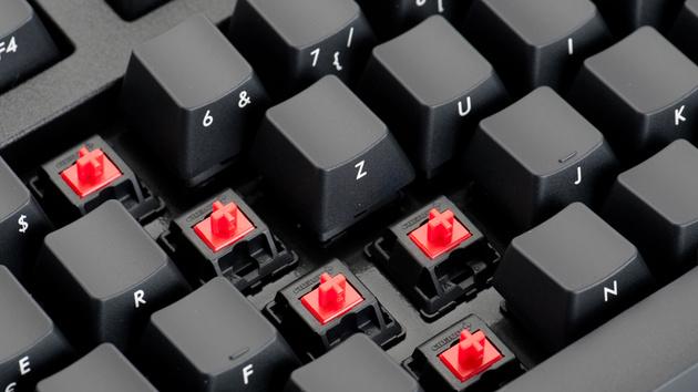 Filco Majestouch Ninja Tenkeyless im Test: Hochpreisige mechanische Tastatur