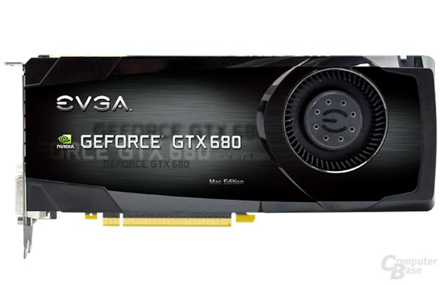 EVGA GeForce GTX 680 Mac Edition 2GB