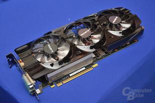 Gigabyte GeForce GTX Titan mit neuem Kühler