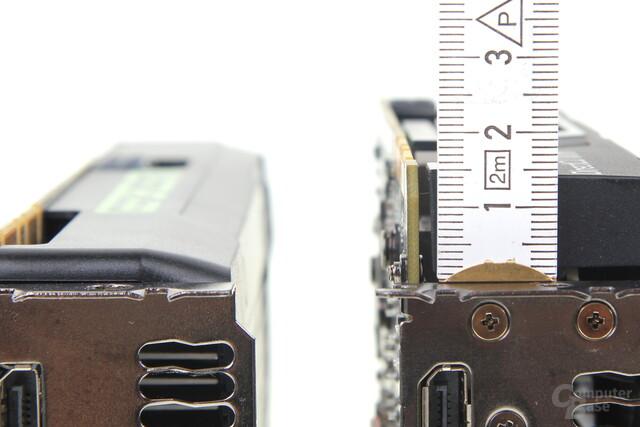 Nvidia GeForce GTX 670 und Asus GeForce GTX 670 DirectCU Mini