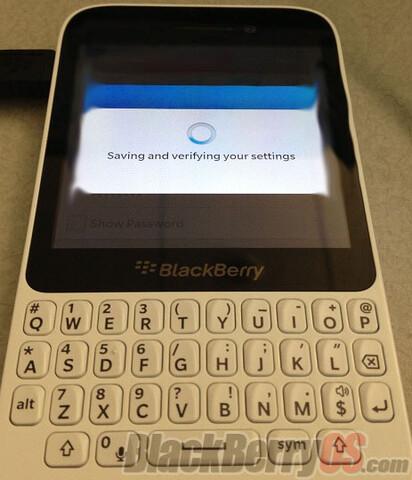 Mögliches BlackBerry R10