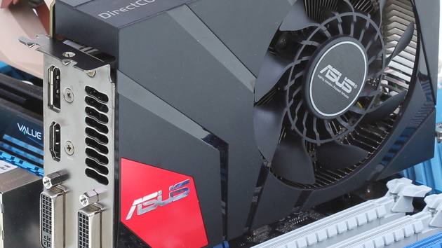 Asus GeForce GTX 670 DirectCU Mini im Test: Hohe Leistung kompakt verpackt