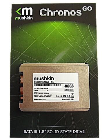 Mushkin Chronos Go