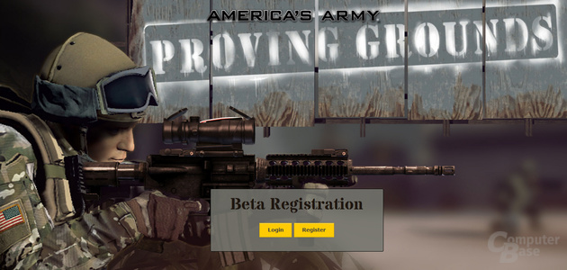 America's Army: Proving Grounds Beta