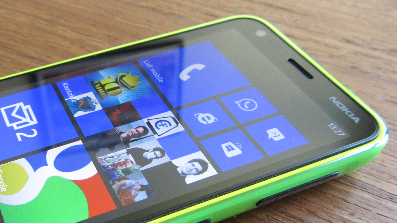 Nokia Lumia 620 im Test: Windows Phone in kompakt und preiswert