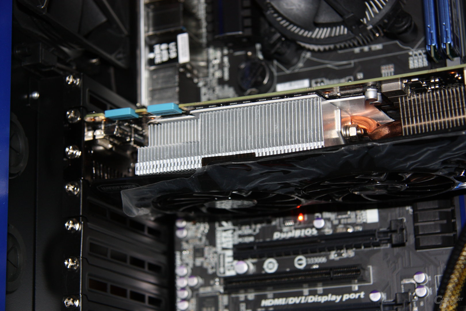 Gigabyte GeForce GTX Titan mit WindForce-Kühler