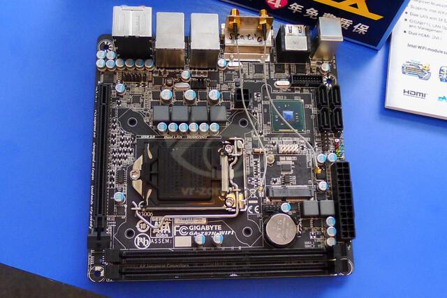 Gigabyte GA-Z87N-WIFI