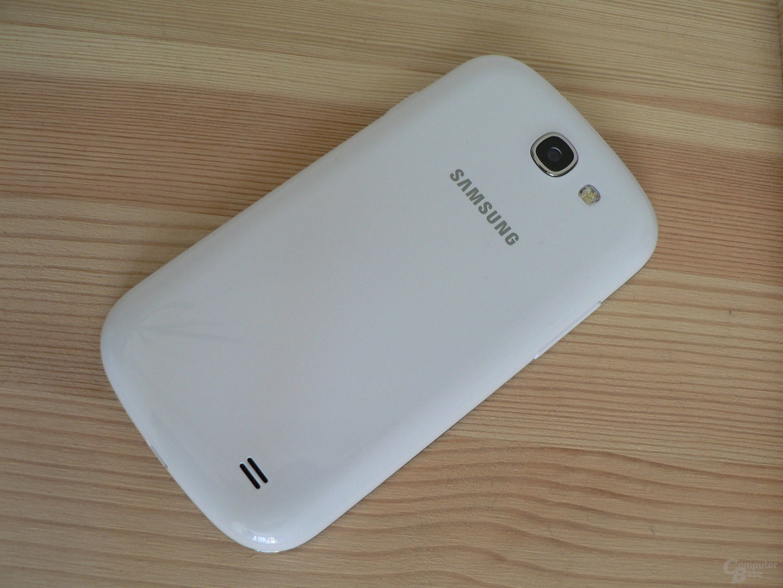 Samsung Galaxy Express - Rückseite