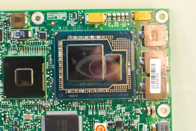 """""""Haswell""""-CPU mit GT3-Grafik und EDRAM auf einem Package"""
