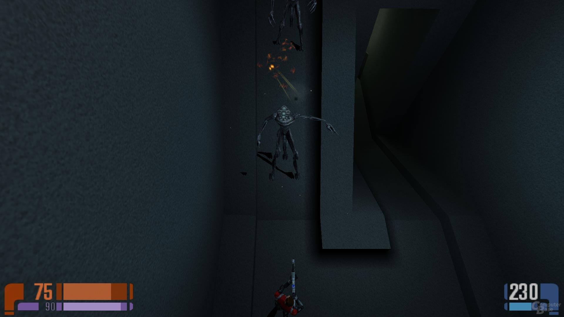 Virtuelle Voyager (AddOn) – Borg-Minispiel