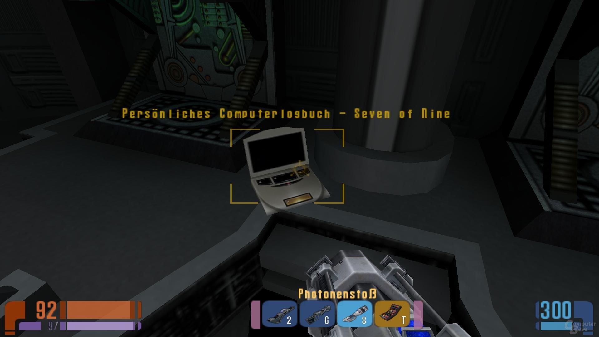 Virtuelle Voyager (AddOn) – Private Tagebücher lesen